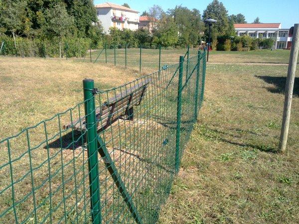 Recinzioni elettrosaldate - Recinzioni giardini privati ...